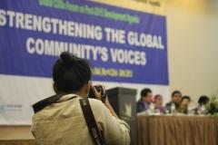 Forum LSM Pasca MDGs Bali