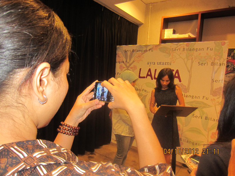 Launching Novel Lalita