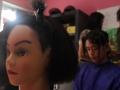 3. Perlu trik khusus untuk memotong rambut bergelombang dengan rapih