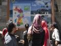 1_Mengamati peta yangn ada di pintu masuk Makam Sunan Giri_nico