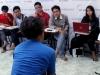 Pelatihan penulisan skenario bersama Riri Riza dilaksanakan dua kali pertemuan intensif