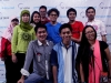 Para peserta Pelatihan Menulis Skenario bersama Riri Riza