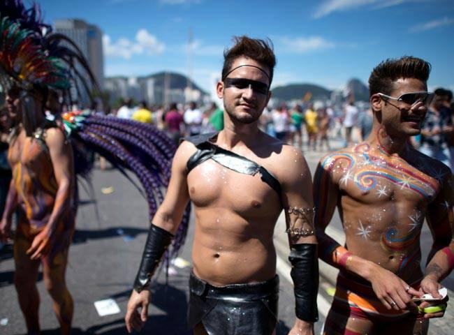 Brazil gay Nude Photos 44