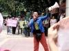 Aksi demo Aliansi Perempuan Tolak Perkosaan