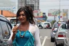 Waria Pengamen Yogyakarta