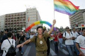 gay pride israel (sumber :foreignpolicy.com)