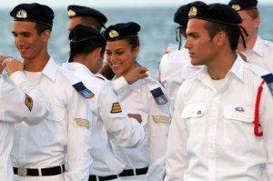 Tentara gay dan lesbian Israel (sumber : idfblog.com)