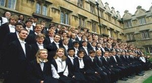 Mahasiswa Oxford (Foto: Getty)