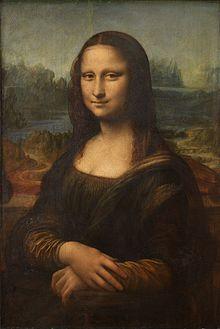 Lukisan Monalisa karya Leonardo Da Vinci