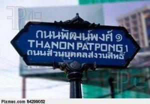 patpong, bangkok. (sumber -pixmac picture)