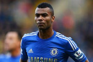 Bek Chelsea Ashley Cole/ Zimbio