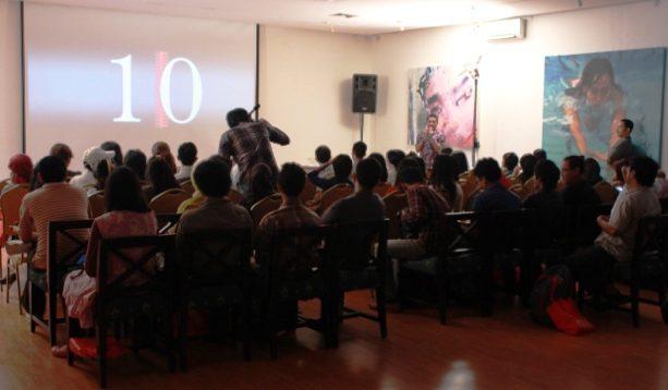 """""""Pekan Tanpa Diskriminasi"""" Ditutup Pemutaran Film (photo : Dok. Ourvoice)"""