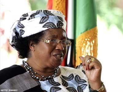 Presiden Malawi Joyce Banda