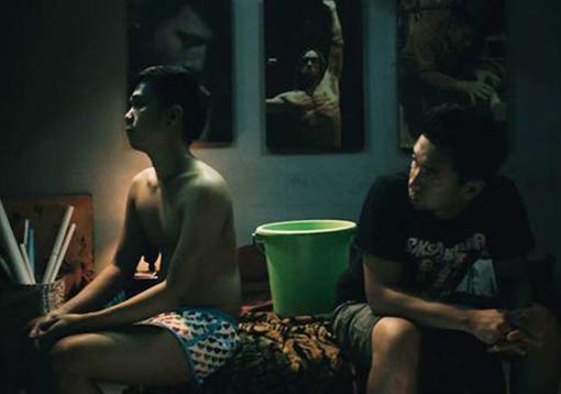 Kentang arahan sutradara Aline Jusrina, salah satu cerita dalam Sanubari Jakarta