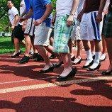 <!--:id--> Lomba memakai High Heels untuk korban KDRT dan Kekerasan Seksual<!--:-->