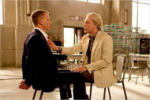 James Bond - Sky Fall (foto : insidemovies.ew.com)