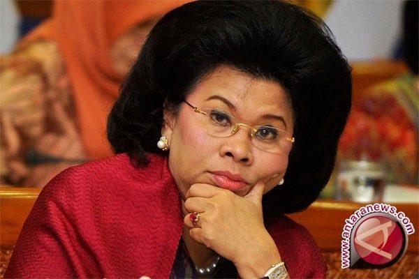 Linda Gumelar. Meneteri Pemberdayaan Perempuan dan Perlindungan Anak  (foto :antaranews.com)