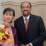 <!--:id-->Aung San Suu Kyi, Duta PBB untuk HIV/AIDS<!--:-->