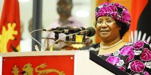 Presiden Malawi Joyce Banda (foto :southworld.net)