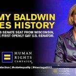 <!--:id-->Tammy Baldwin Jadi Senator Lesbian Pertama<!--:-->