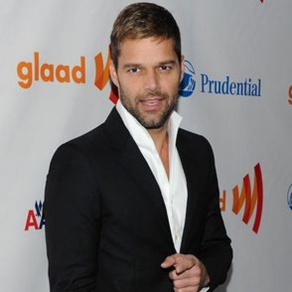 Ricky Martin (foto: belfasttelegraph.co.uk)