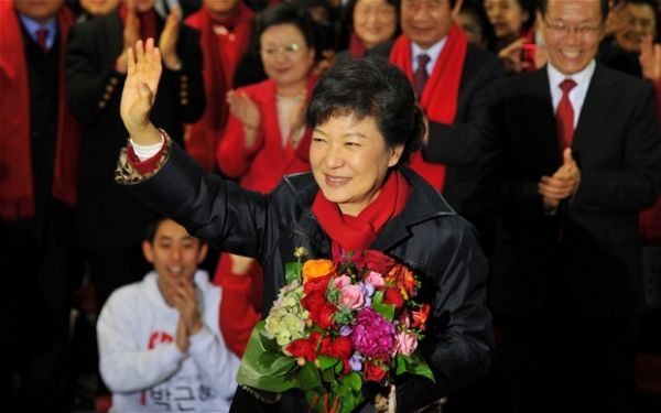 Park Geun-hye, Presiden Perempuan Pertama Korsel (Photo: AFP)