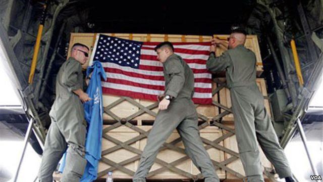 Bantuan pemerintah AS untuk korban bencana angin topan di Burma (foto: dok). Obama memerintahkan agar bantuan pemerintah AS digunakan untuk melindungi HAM dan mendorong non diskriminasi di luar negeri.