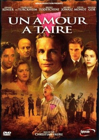 (Poster film : Un Amoor A taire / A love to hide)