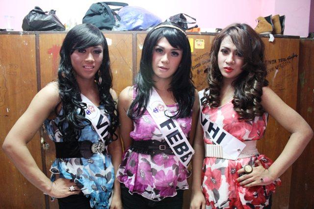 Finalis Inagurasi Transkul, Sanggar Waria Remaja 2012/Dok Ourvoice/Yatna Pelangi