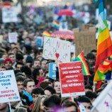 Pro Kontra Pernikahan Sejenis Di Perancis