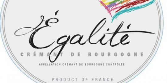 Egalite wine gay. ©Huffington Post.com/Egalite