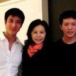 Capek Disebut Pasangan Gay, Wang Lee Hom dan Li Yun Di Saling Unfollow