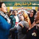 Pelecehan Seksual Perempuan Mesir