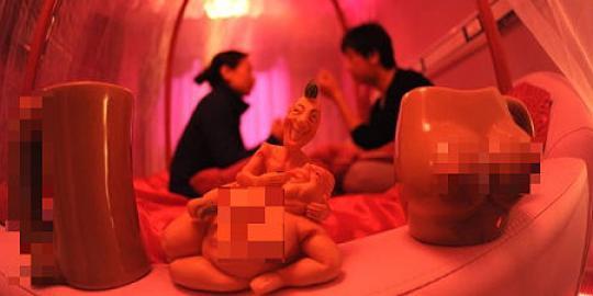 Rumah sakit ini menyediakan kamar untuk bercinta. asiaone.com ©2013 Merdeka.com