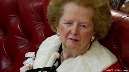 Margaret Thatcher (Foto : Getty Images)