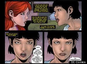 (Ilustrasi/DC Comics)