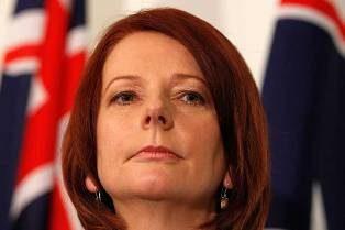 (Perdana Menteri Australia Julia Gillard. Foto : AP)