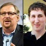 [Video] Anak Rick Warren Bunuh Diri Karena Gay?