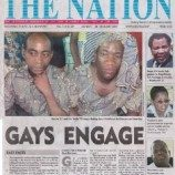 Pasangan Gay Malawi Cerai