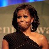 Michelle Obama Marah Saat Pidatonya Disela Aktivis Lesbian