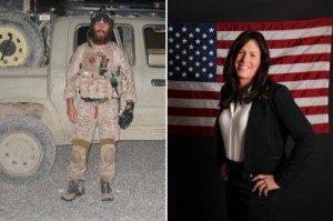 Kristen Beck.Tentara Transgender (sumber: News.com.au)