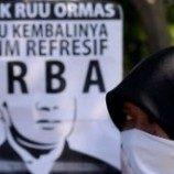 RUU Ormas Dinilai Mematikan Pilar Demokrasi
