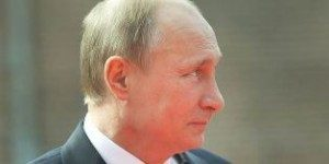 Presiden Rusia, Vladimir Putin - ist