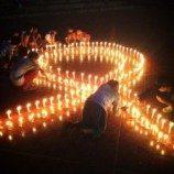 [Foto] : Malam Renungan Aids Nasional 2013