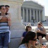 Amerika Segera Legalkan Pernikahan Sejenis Secara Nasional