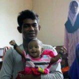 Pengungsi Rohingya bertahan di YLBHI