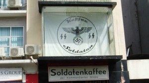 Kafe 'Soldatenkafee' akhirnya ditutup oleh pemiliknya.