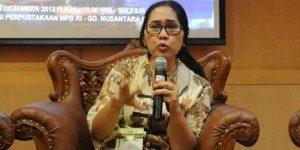 Eva Kusuma Sundari Anggota Komisi III DPR | KOMPAS/HENDRA A SETYAWAN