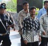 KPK belum jerat pasal pencucian uang pada Andi Mallarangeng