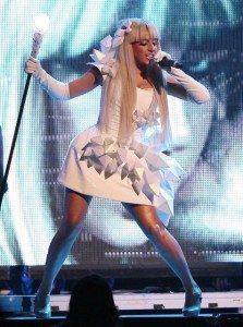 Lady Gaga @foto: zimbio